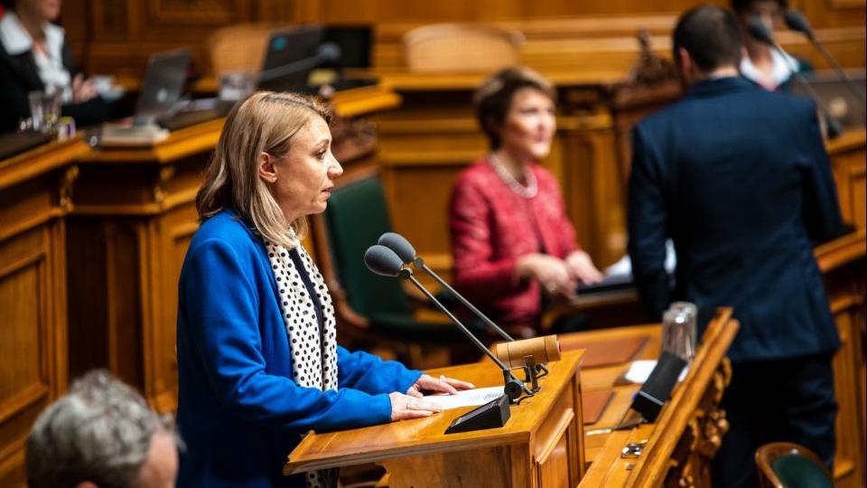 1. Mai 2019 – Yvonne Feri, Nationalrätin